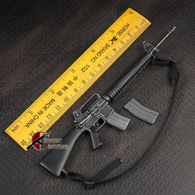 """Dragon Vietnam War US ARMY M16 Rifle 1/6 Fit for 12"""" action figure"""