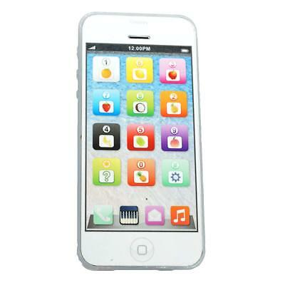 Cooplay White Yphone Y-Phone Children Replacement Phone Toys Play Piano Music...