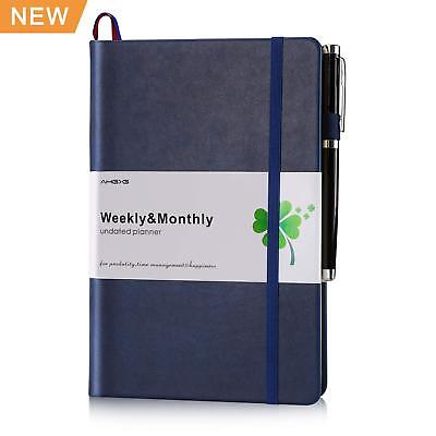 Weekly/Monthly Planner,AHGXG Best Daily Academic Planner Organizer Journal Ag...