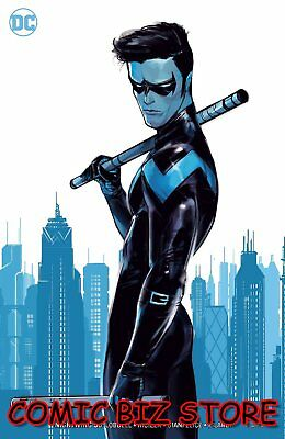 Nightwing #56 (2019) 1St Printing Variant Cover Bagged & Boarded Dc Uni