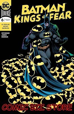 Batman Kings Of Fear #6 (Of 6) (2019) 1St Printing Bagged & Boarded Dc Universe
