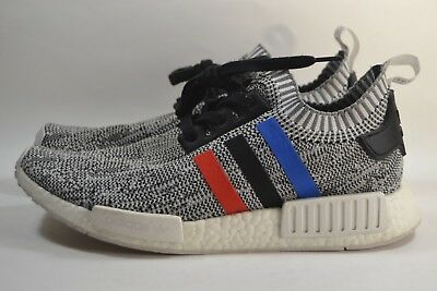 2a8f05882 Pre-owned Mens Adidas NMD R1 PK Tri Color BB2888 Boost Knit Tricolor