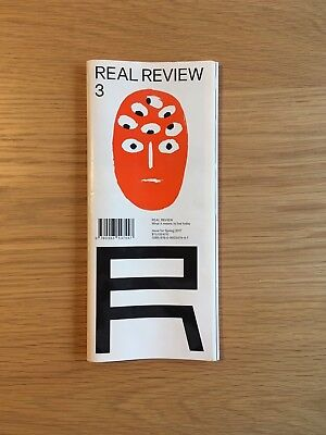 Real Review magazine issue 3