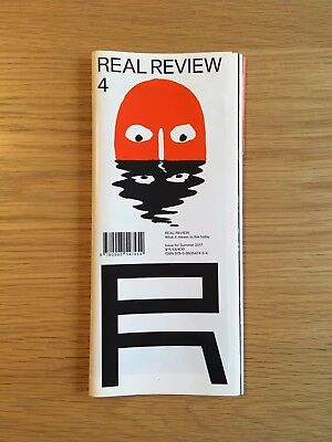 Real Review magazine issue 4