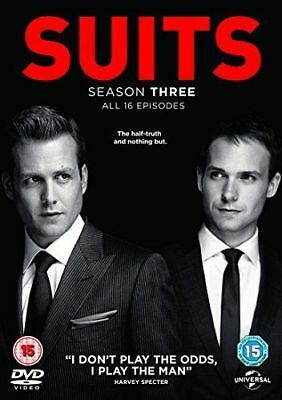 suits season 3 new and sealed dvd box set new item all 16 episodes new item.