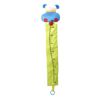 Kids Height Chart Wall House Decor Elephant Measuring Height Ruler 8C