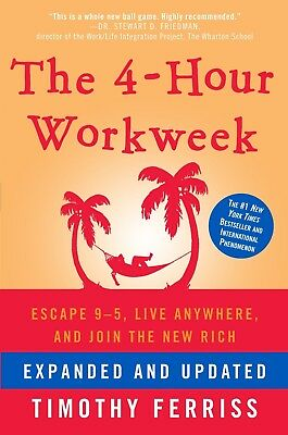 The 4-Hour Workweek by Tim Ferriss (P.D.F)