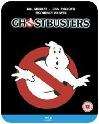 Ghostbusters (Blu-ray, 2012) - STEELBOOK Edition + UV - Brand New & Sealed