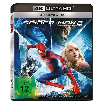 The Amazing Spider-Man 2 ~ Nur der Ultraviolet Digital Code aus der 4K Blu-ray