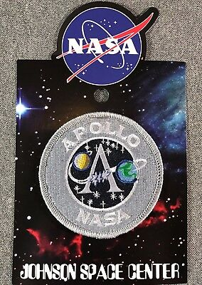NASA APOLLO 9 IX MISSION PATCH Official Authentic SPACE 3.9in USA