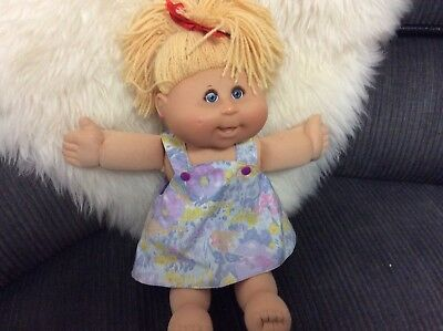 Handmade Dolls Clothes.  Fits 16 -17 Inch Doll, Baby Born And Cabbage Patch