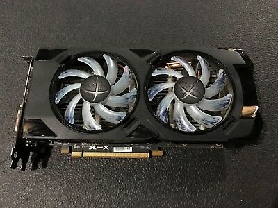 AMD XFX RADEON RS RX 480 8GB Video Card GDDR5 RX480P8LFLR