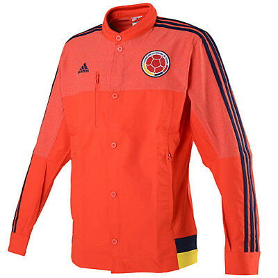 Adidas Colombia Anthem Jacket (M36365) Training Running Football Track Top 076ecf2906687