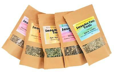 Smooshie Face Treats - Treat Chaff - Assorted Flavours - 40g