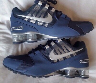 cd06a8cd8b2 NIKE SHOX DELIVER men N Z Avenue trainers size 7.5UK