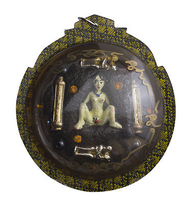 Amulet thai Mae Eper Guy Woman Powerful Sex appeal Talisman Amour Inkoo 1424