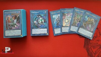 Yugioh Tournament Ready Cyberse Deck - Competitive Deck With a Full Extra Deck