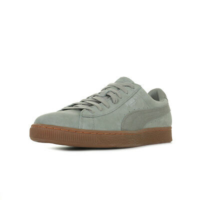 Chaussures Taille Homme Baskets Puma Classic Gris Grise Lacets Suede 08XknwOP