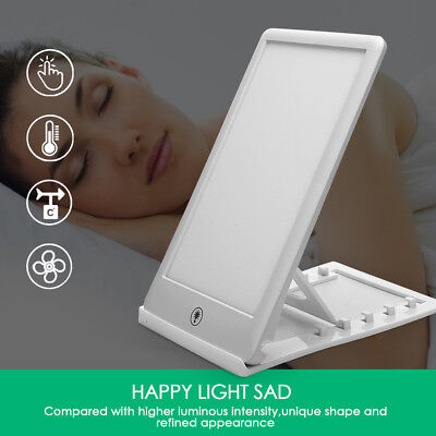 SAD Light Lamp Box Bionic LED Daylight Therapy ACD Improve Mood Healing Wellness