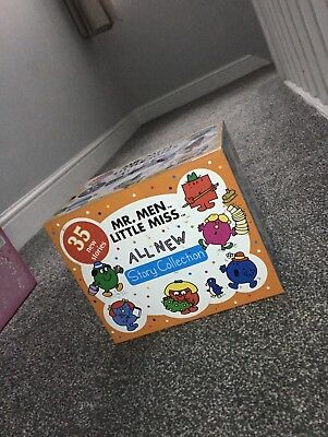 Mr Men And Little Miss Story Collection