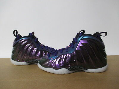 f4f5745340412 Nike Little Posite One Foamposite Rush Pink Iridescent Ps Pre School 11-3