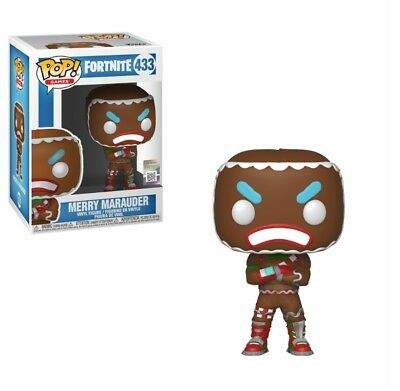 Figurine Funko Pop Vinyl Games - Fortnite - 433 Merry Marauder