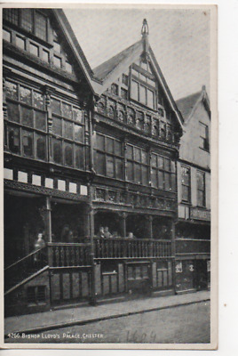 cpa.Royaume-Uni.Angleterre.Bishop Lloyd's Palace Chester