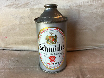 Schmidt's Beer Cone Top