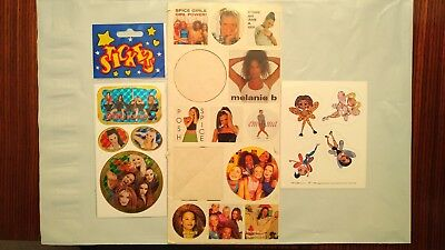 SPICE GIRLS miscellaneous stickers, Viva Forever