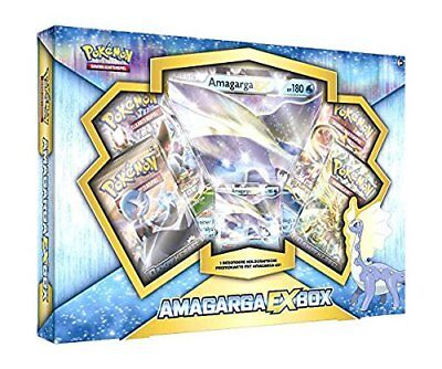 Pokemon - Amagarga-EX Box - NEU/OVP