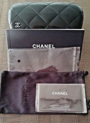 Chanel  case sunglasses new 2018 Italy