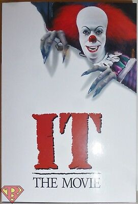 """ULTIMATE PENNYWISE IT The Movie 1990 7"""" inch Scale Action Figure Neca 2018"""