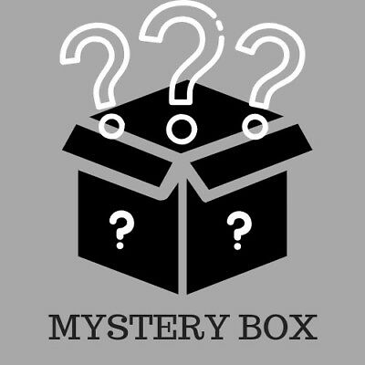 Luxury Mystery Box, contents worth double or more! No junk! Caja misteriosa!