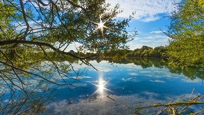 """Digital Picture/Photo/Wallpaper """"Reflection water nature"""""""
