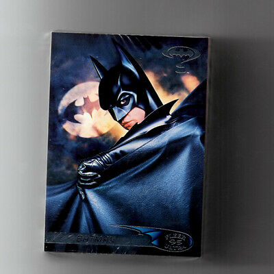 1995 FLEER ULTRA BATMAN FOREVER Set (120 card set)