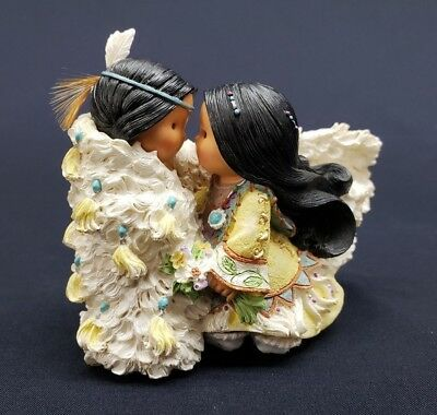 """Enesco Friends Of The Feather """"Our Journey Together Has Made Us One"""" Figurine"""