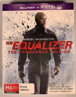 The Equalizer : NEW Blu-Ray Vengeance Edition