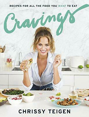 Cravings by Teigen, Chrissy, Hardcover Book, New, FREE & Fast Delivery!
