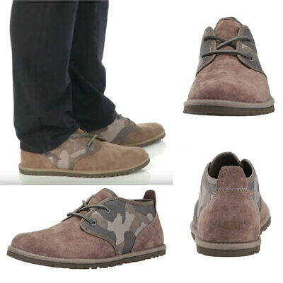 a5f95cf696a NEW $130 UGG Maksim Camo Men's Low Chukka Boots Brindle/Camo SELECT SIZE