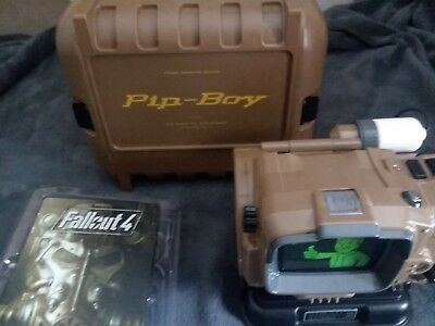 Fallout 4 PipBoy Edition Xbox One Complete Set w/ Game