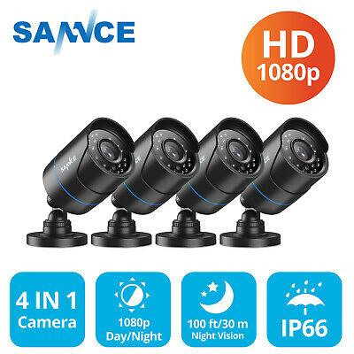 ANNKE 900TVL Bullet/Dome Security Camera Home IR Night CCTV Video Surveillance