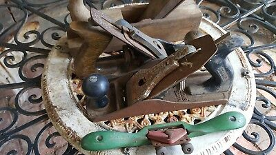 4 Old Wood Planes