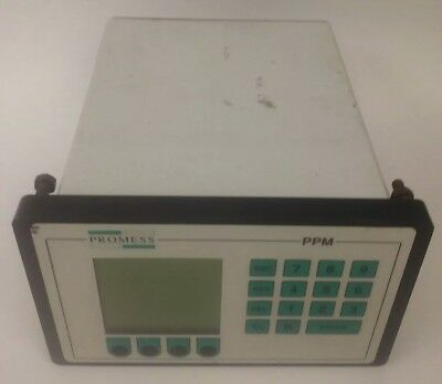 PROMESS PPM ELECTRONICS 8500300103 MONITOR PANEL METER TYPE VO.3, 24VDC/20mA
