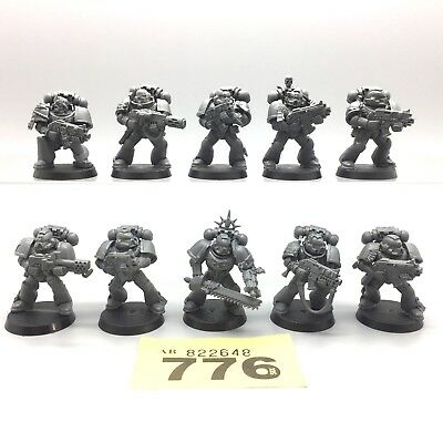 Warhammer 40000-Space marines-Esc tactique-Cartouchieres