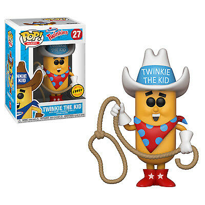 POP! Ad Icons: Hostess – Twinkie The Kid Chase Variant Vinyl Figure
