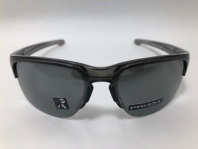 e1f4e2073d4d9 Oakley SLIVER EDGE Sunglasses GREY SMOKE PRIZM BLACK IRIDIUM OO9413-0365