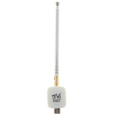 DVB-T USB Tuner Receiver Dongle+Antenna for Android 4.0 Above Mobile Phone