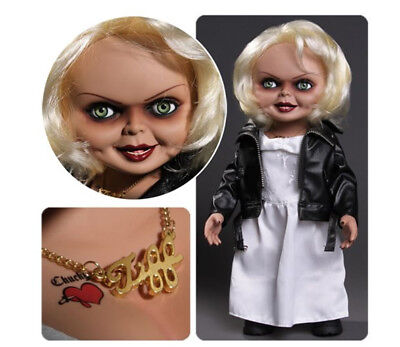 """TIFFANY 15"""" MEGA SCALE Bride of Chucky  with  Sound   :  NEW :"""