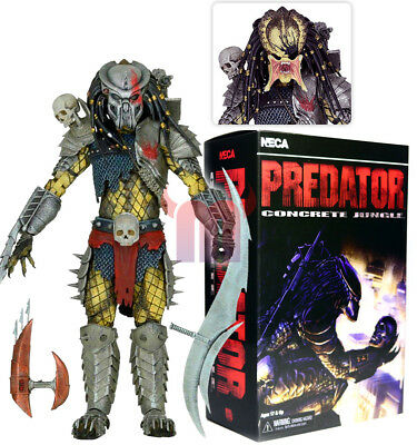 "NECA Scarface Concrete Jungle Predator 7"" Action Figure Ultimate Game Predators"