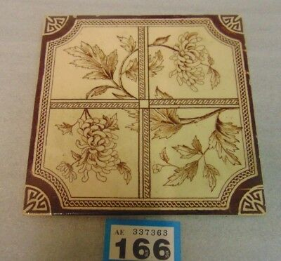 Victorian Fireplace Tile 166